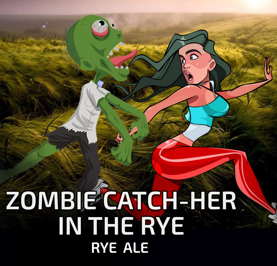 Zombie Catch-Her in the Rye